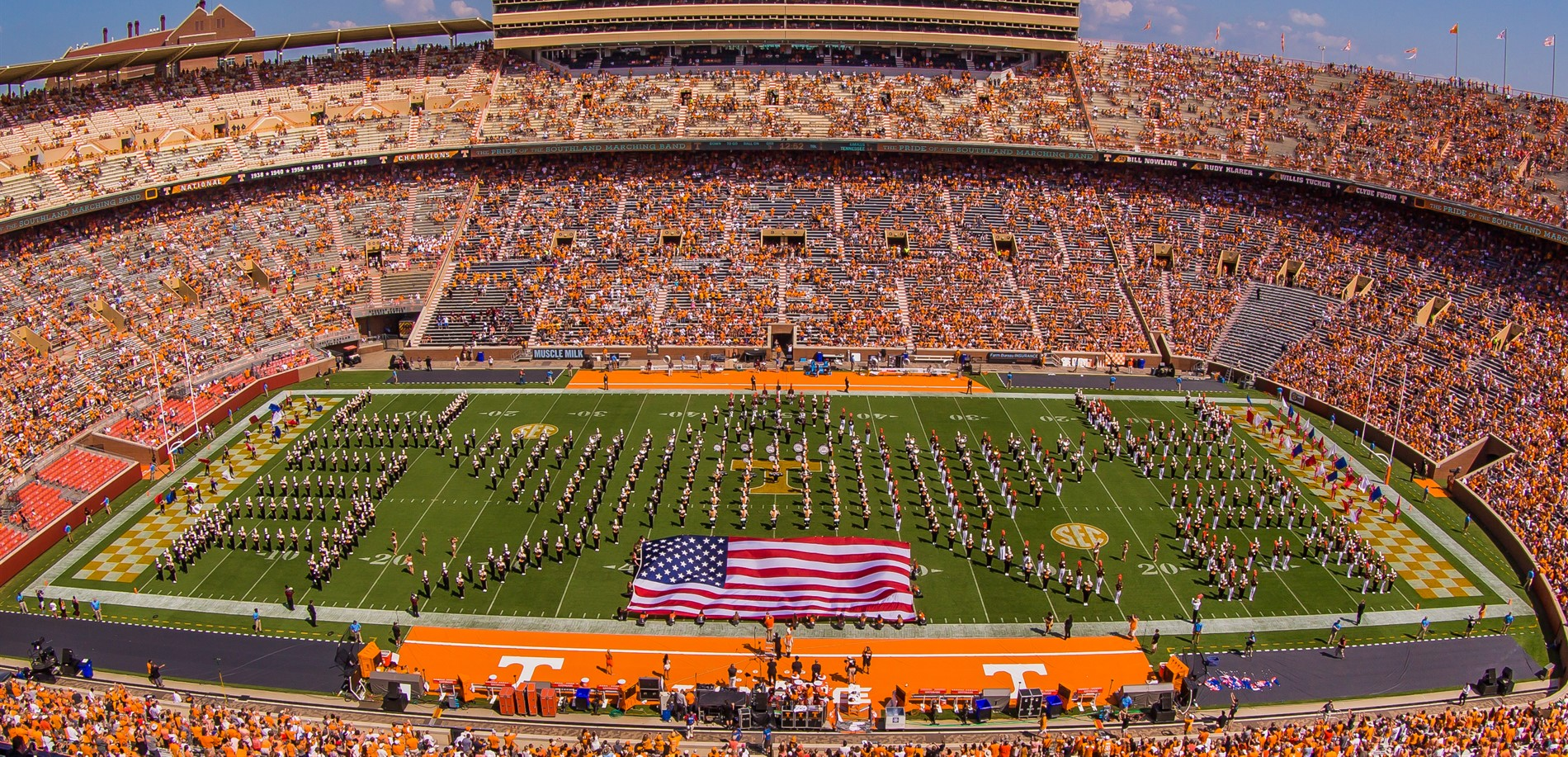 Betsy Band with Pride of the Southland Band