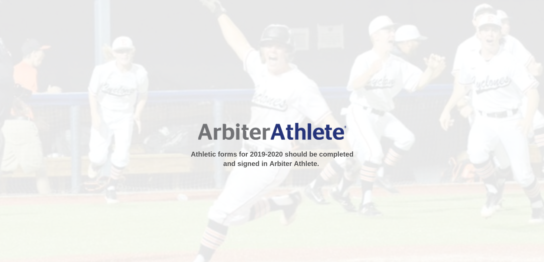 Arbiter Athlete instructions.