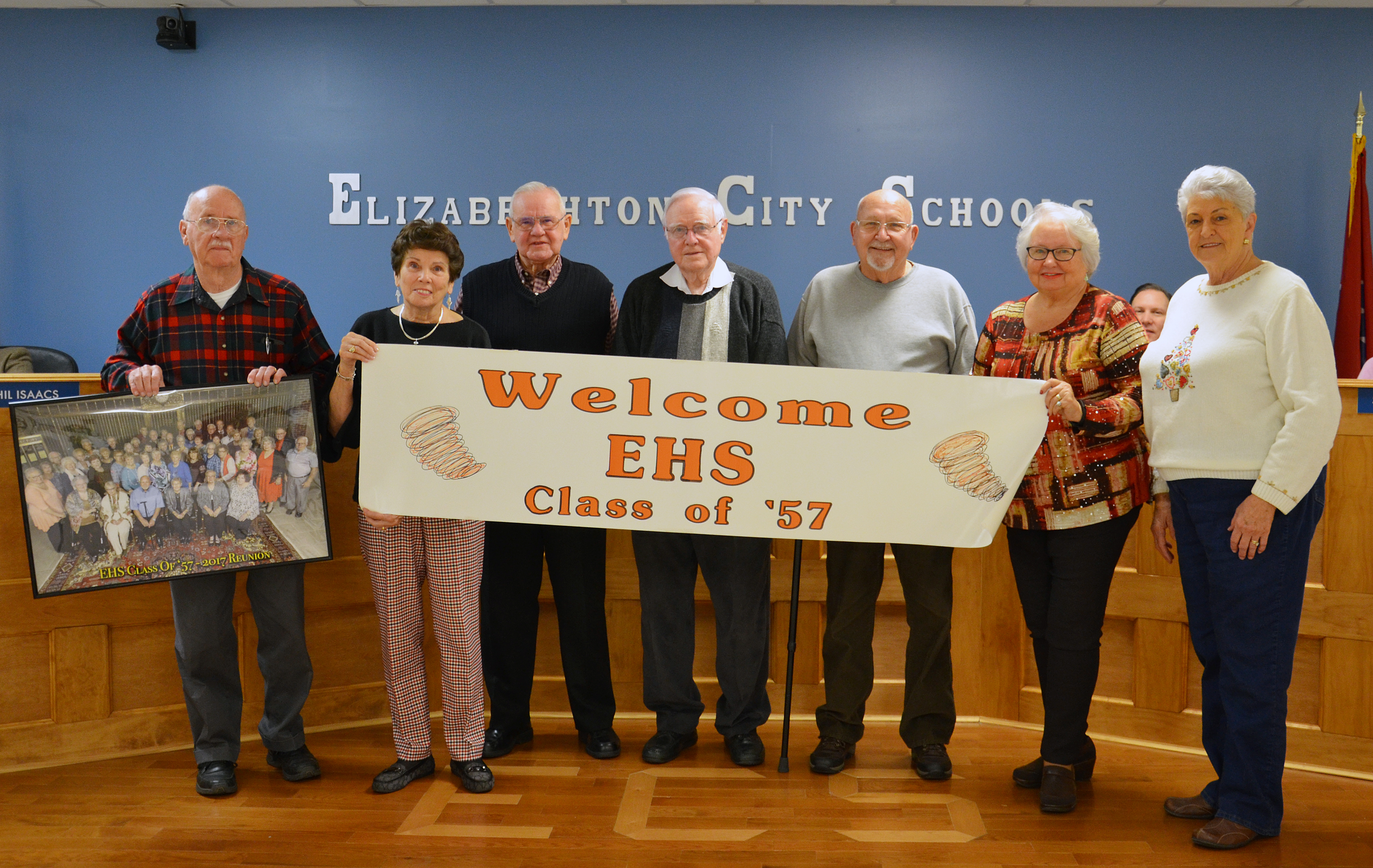 Members of Class of 1957
