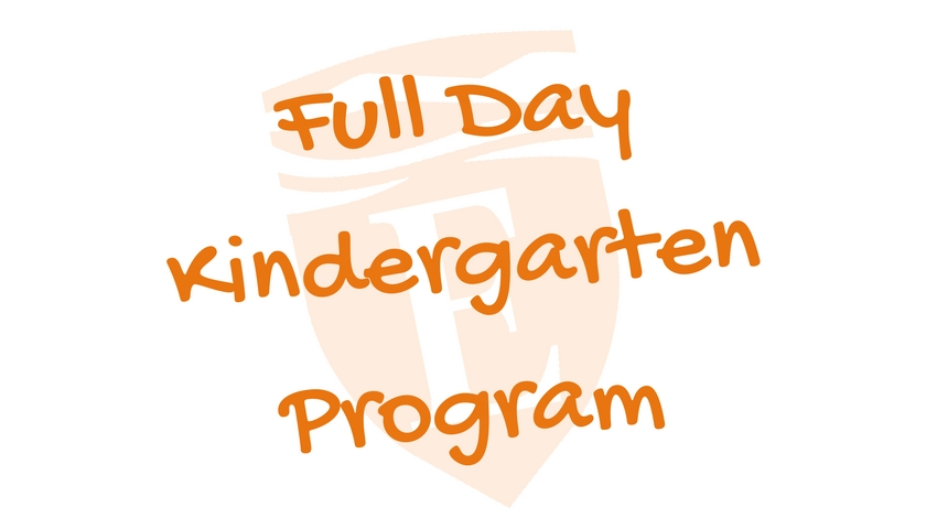 Kindergarten Full Day
